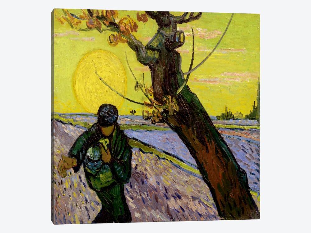 The Sower by Vincent van Gogh 1-piece Art Print