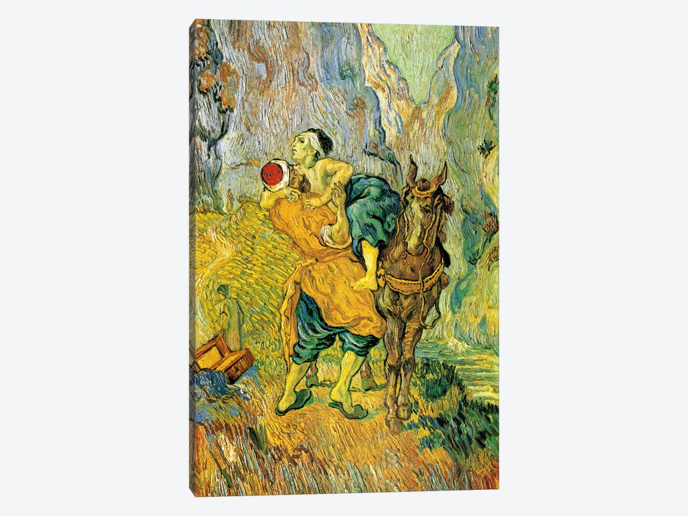 The Good Samaritan by Vincent van Gogh 1-piece Art Print