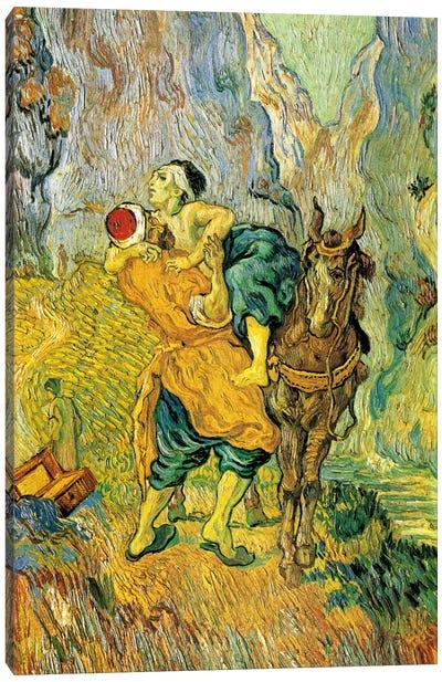 The Good Samaritan Canvas Art Print