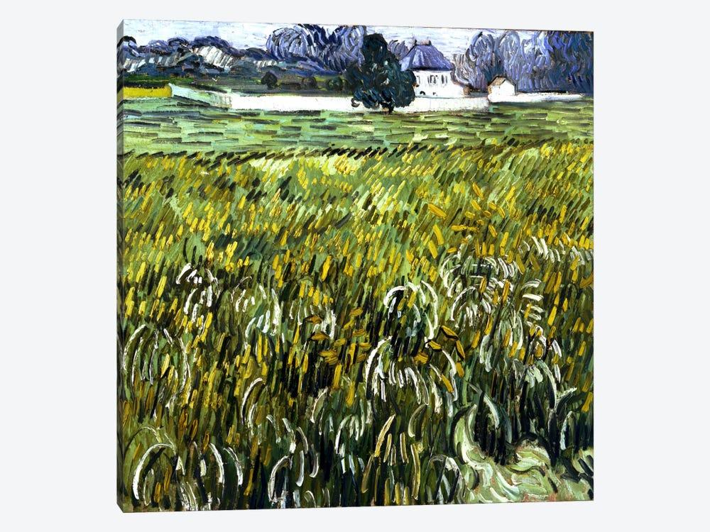 House at Auvers by Vincent van Gogh 1-piece Art Print