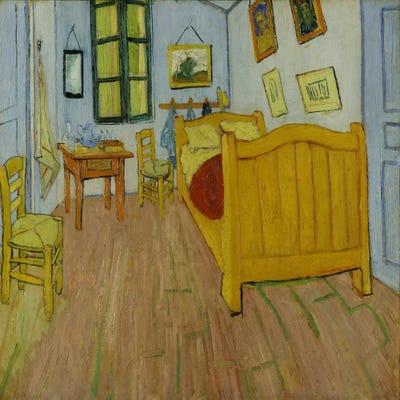 Bedroom In Arles, First Version, October 18...