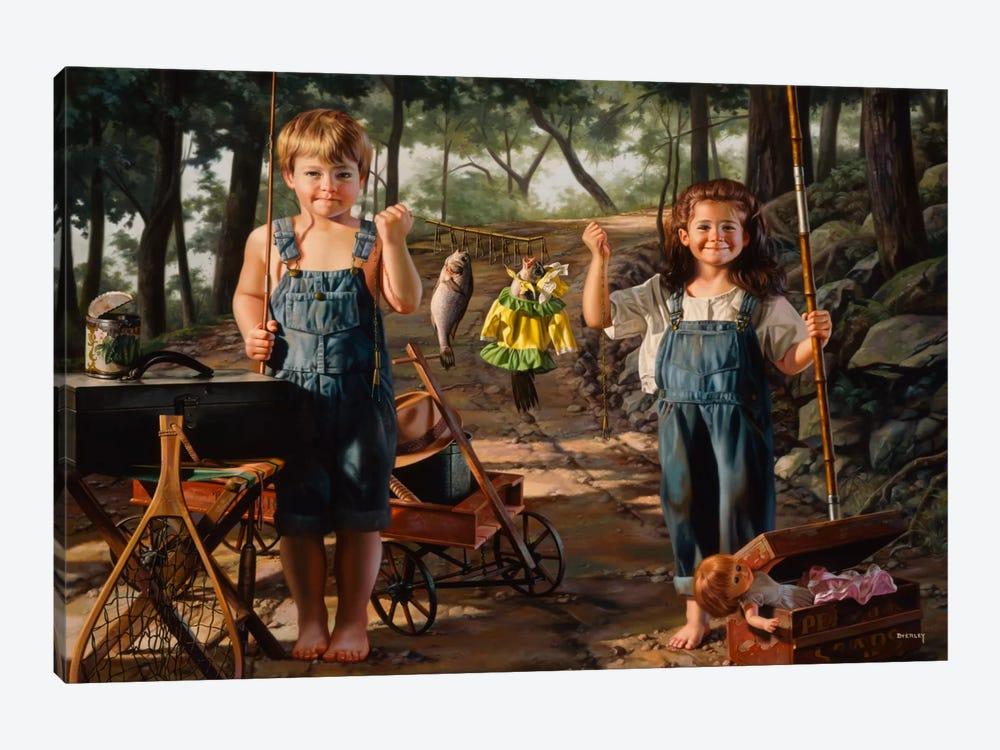 Summer Snapshot by Bob Byerley 1-piece Art Print
