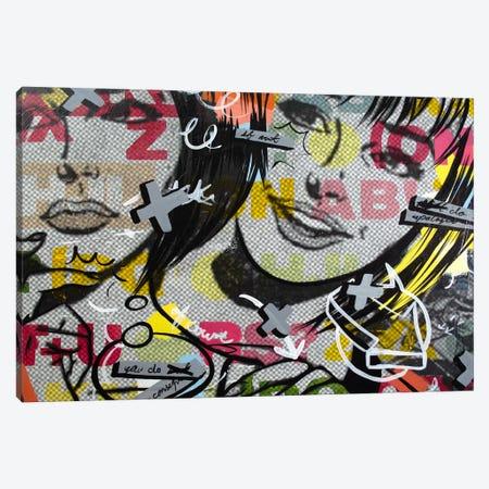 Apologies Canvas Print #14494} by Dan Monteavaro Canvas Art Print