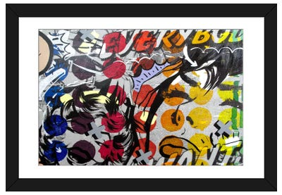 Everybody Wants Framed Art Print