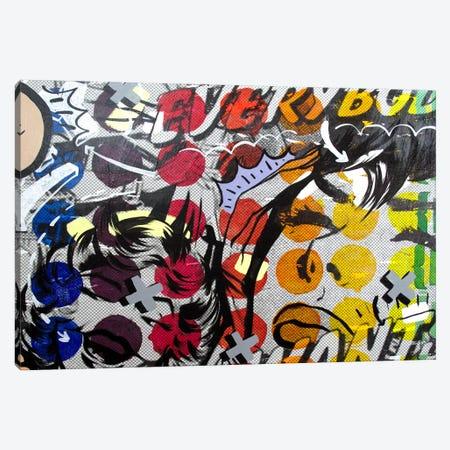 Everybody Wants Canvas Print #14497} by Dan Monteavaro Art Print