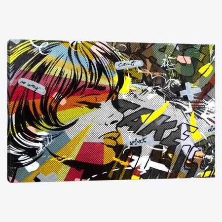 Take Away Canvas Print #14508} by Dan Monteavaro Canvas Art