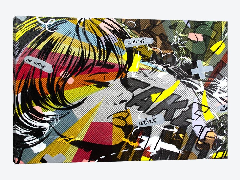 Take Away by Dan Monteavaro 1-piece Canvas Wall Art