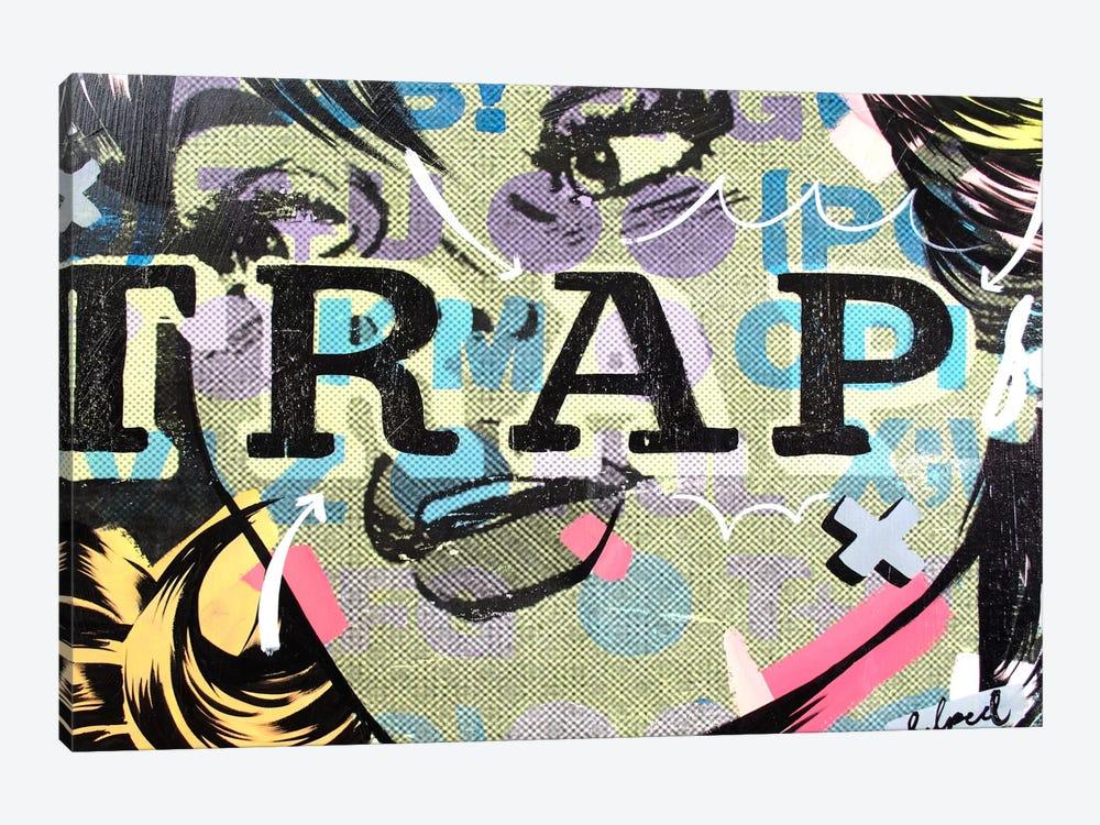Trap by Dan Monteavaro 1-piece Canvas Artwork