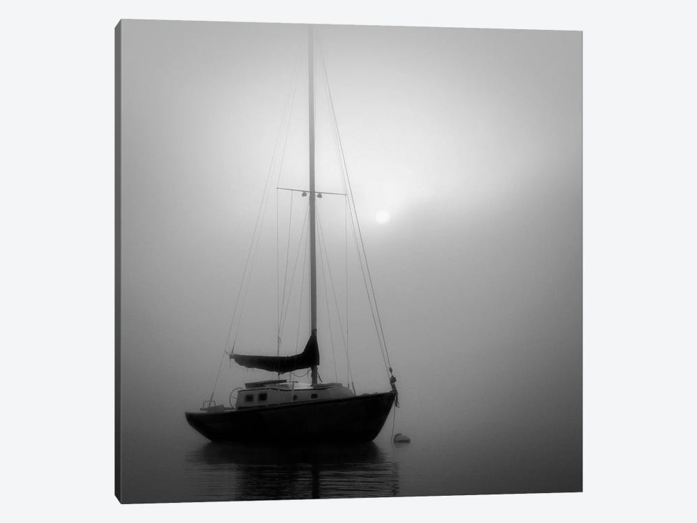 Nautical II by Nicholas Bell Photography 1-piece Canvas Print