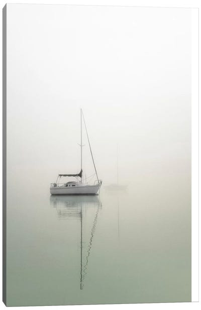 Sailboats Canvas Print #14654