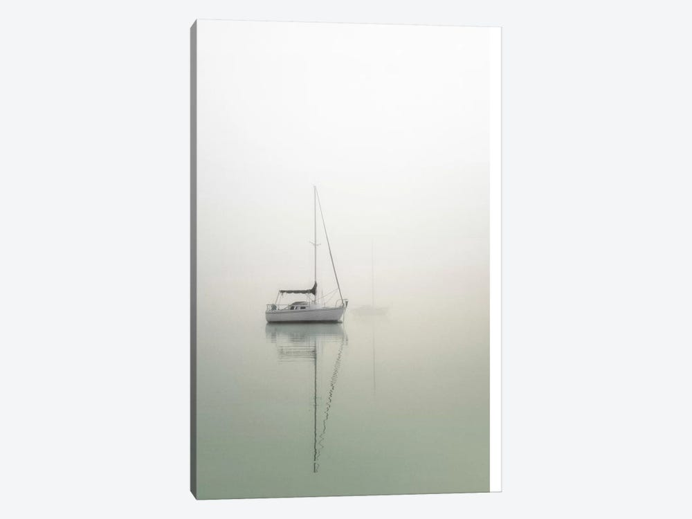 Sailboats by Nicholas Bell Photography 1-piece Canvas Print