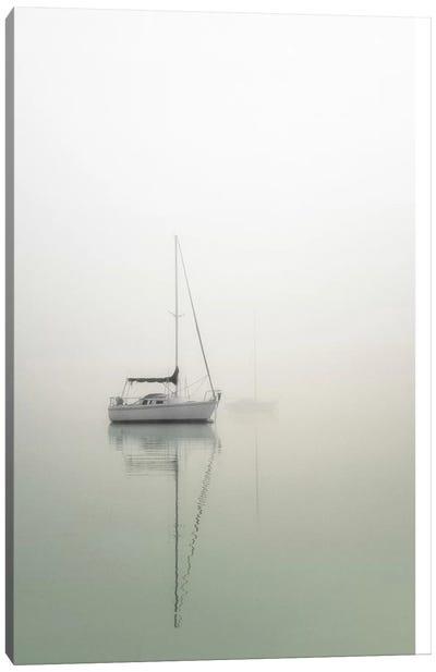 Sailboats Canvas Art Print