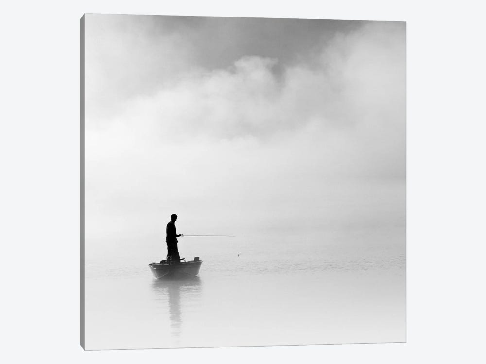 The Abyss Fisher by Nicholas Bell Photography 1-piece Canvas Wall Art