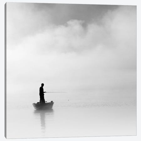 The Abyss Fisher Canvas Print #14659} by Nicholas Bell Photography Canvas Art