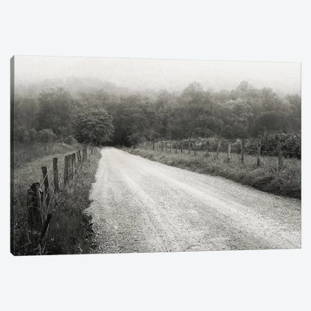 Timeless Drive Canvas Print #14660} by Nicholas Bell Photography Canvas Art Print