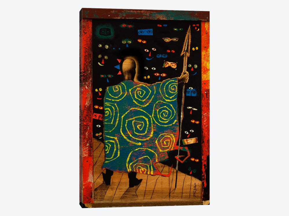 Actor by Anthony Freda 1-piece Canvas Art Print
