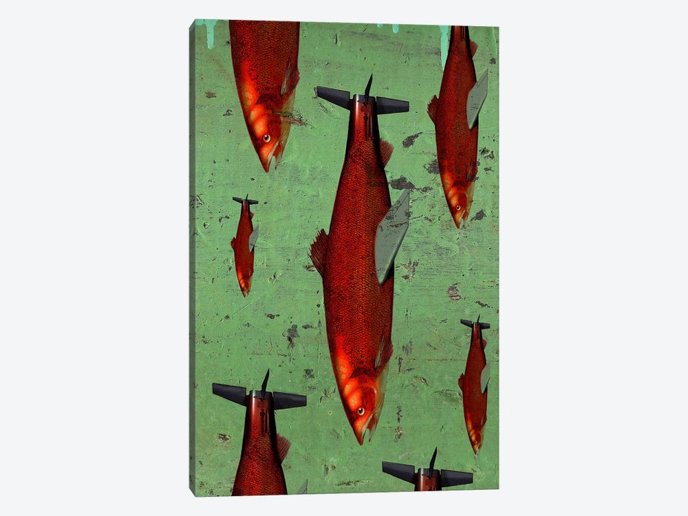 Fish by Anthony Freda 1-piece Art Print