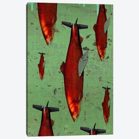 Fish Canvas Print #14674} by Anthony Freda Canvas Art Print