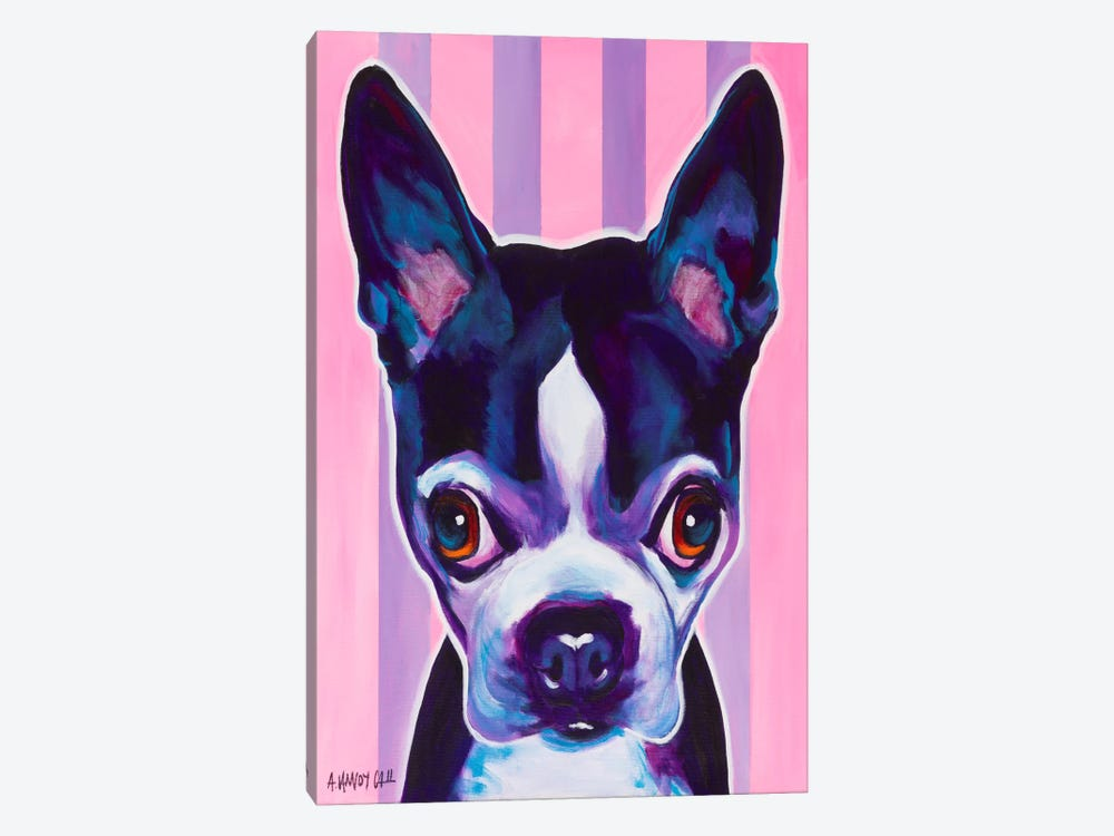 Missy by DawgArt 1-piece Art Print