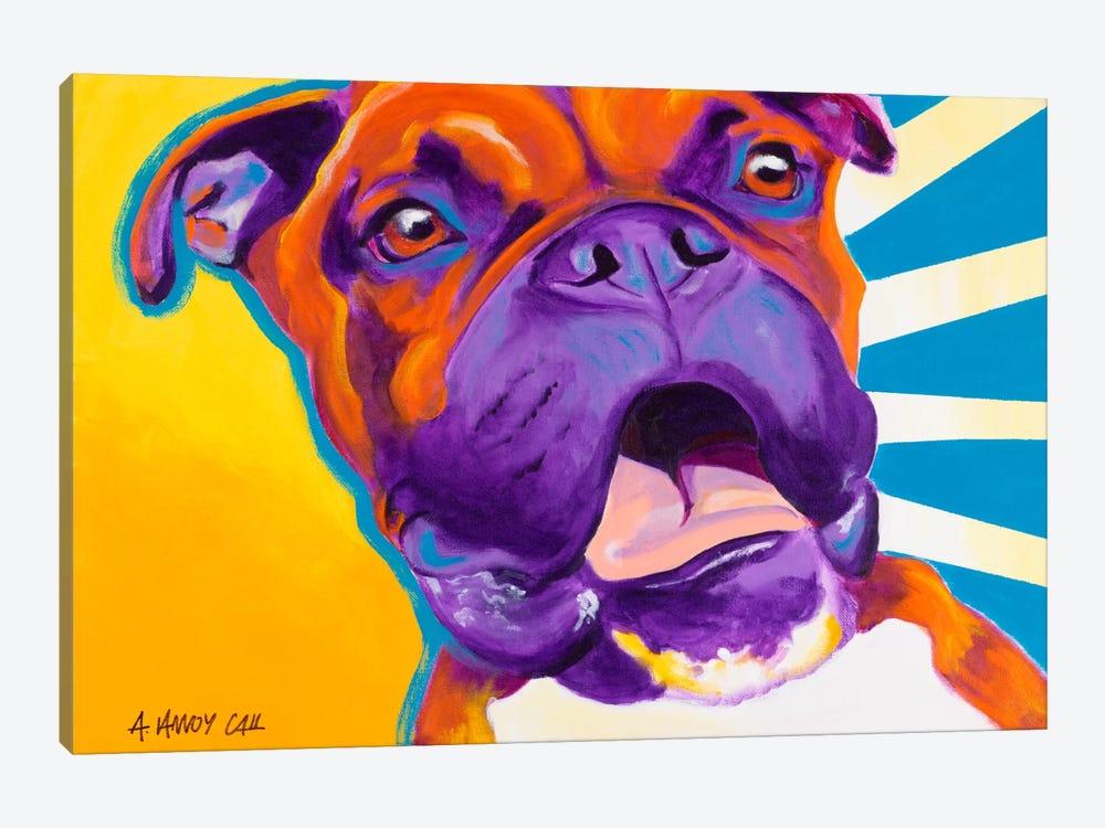 Chance by DawgArt 1-piece Canvas Print