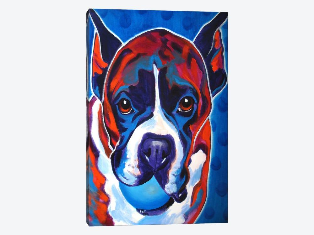 Atticus by DawgArt 1-piece Canvas Wall Art