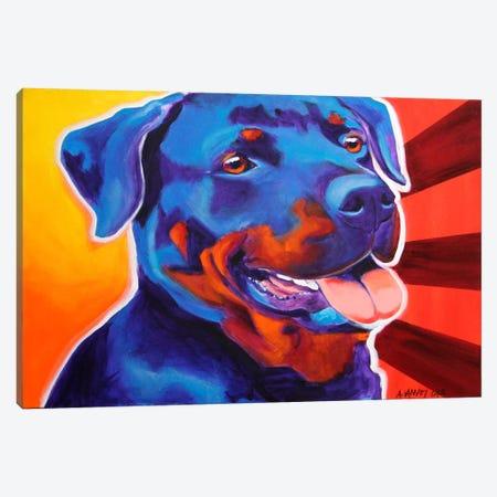 Baloo Canvas Print #14694} by DawgArt Canvas Art Print