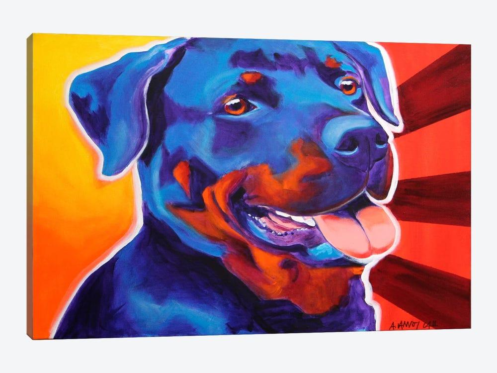Baloo by DawgArt 1-piece Canvas Art Print