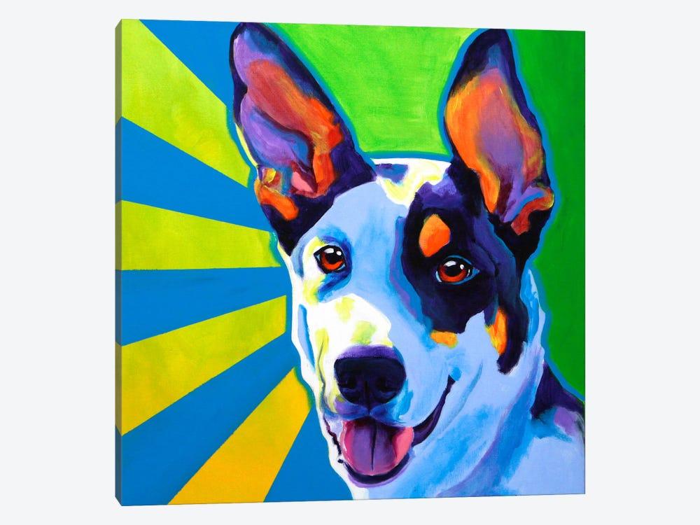 Oakey by DawgArt 1-piece Canvas Art