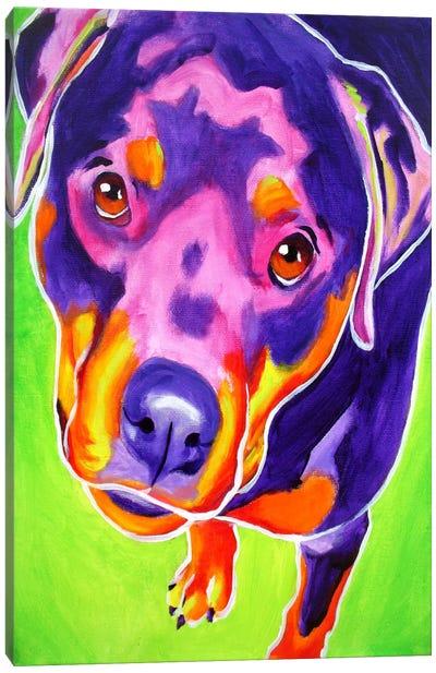 Paige Canvas Art Print