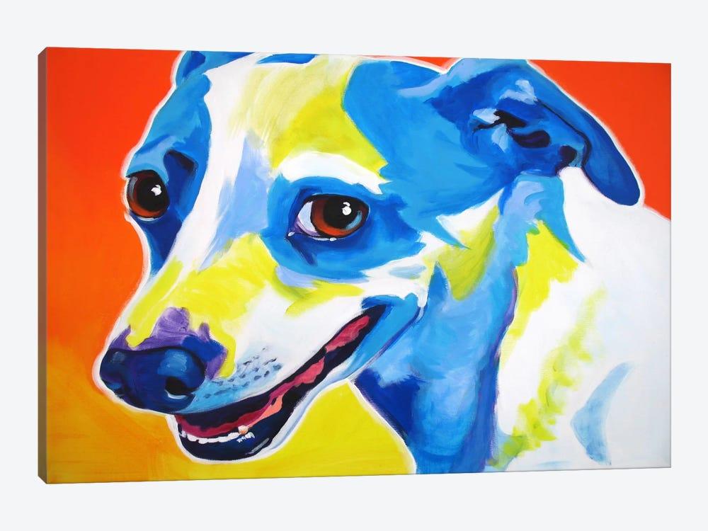 Skippy by DawgArt 1-piece Canvas Wall Art