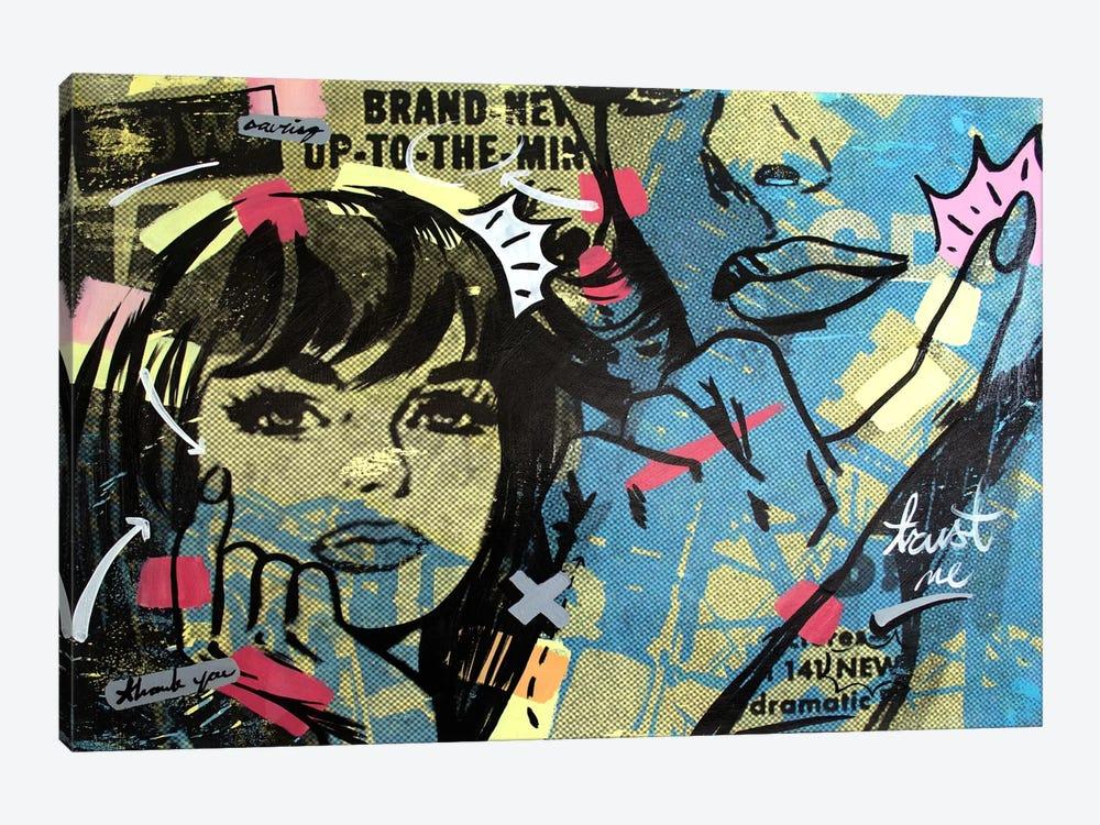 New Dramatic by Dan Monteavaro 1-piece Canvas Print