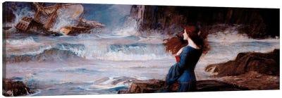 MirandaThe Tempest Canvas Art Print