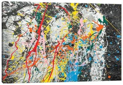 A Momentary Lapse #2 Canvas Art Print