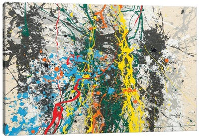 A Momentary Lapse #1 Canvas Art Print