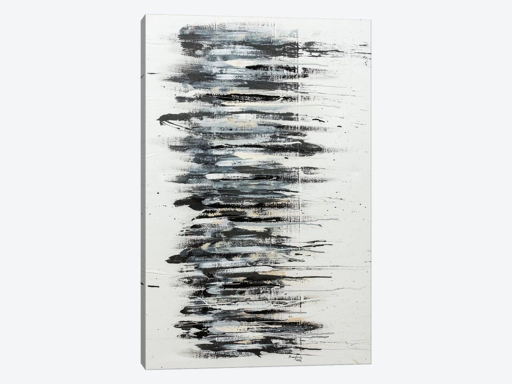 Shading in Black by Shawn Jacobs 1-piece Art Print
