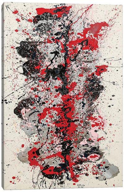 The Dragon Canvas Art Print