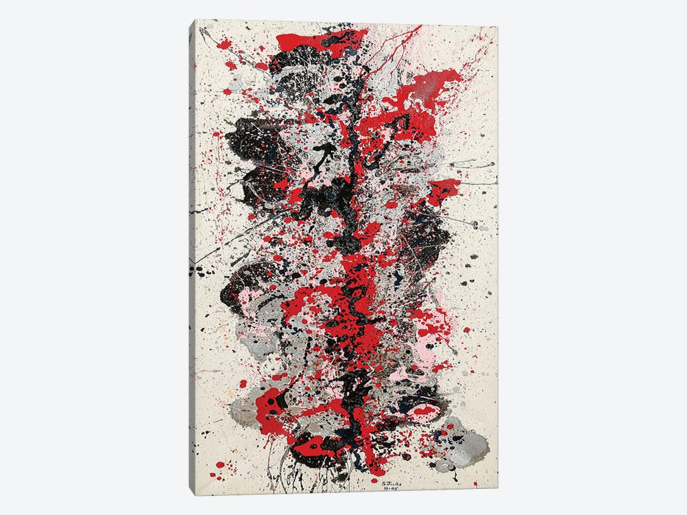The Dragon by Shawn Jacobs 1-piece Canvas Print