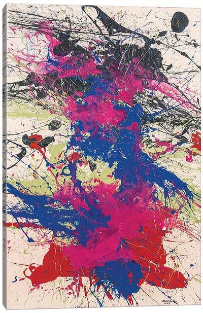 Her Substance Canvas Art Print