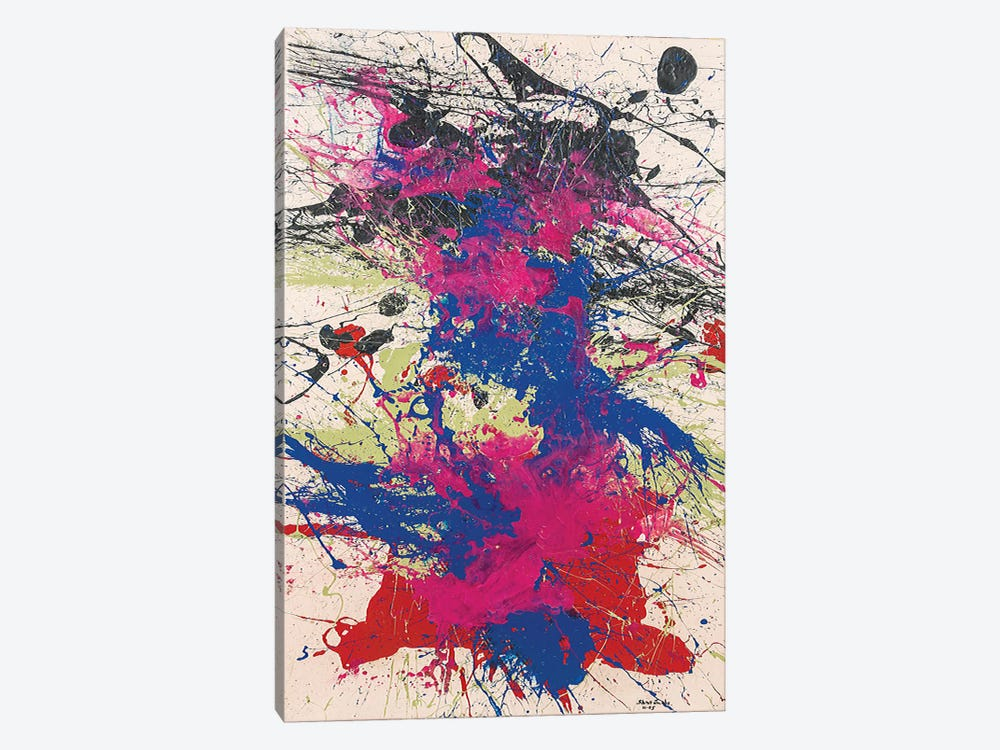 Her Substance by Shawn Jacobs 1-piece Canvas Artwork