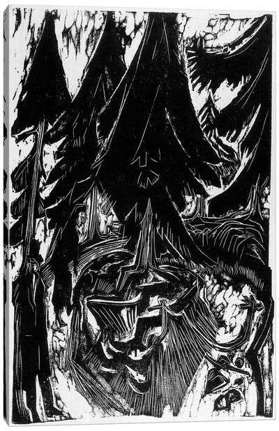 Walk Sanatorium (1916) Canvas Print #15062