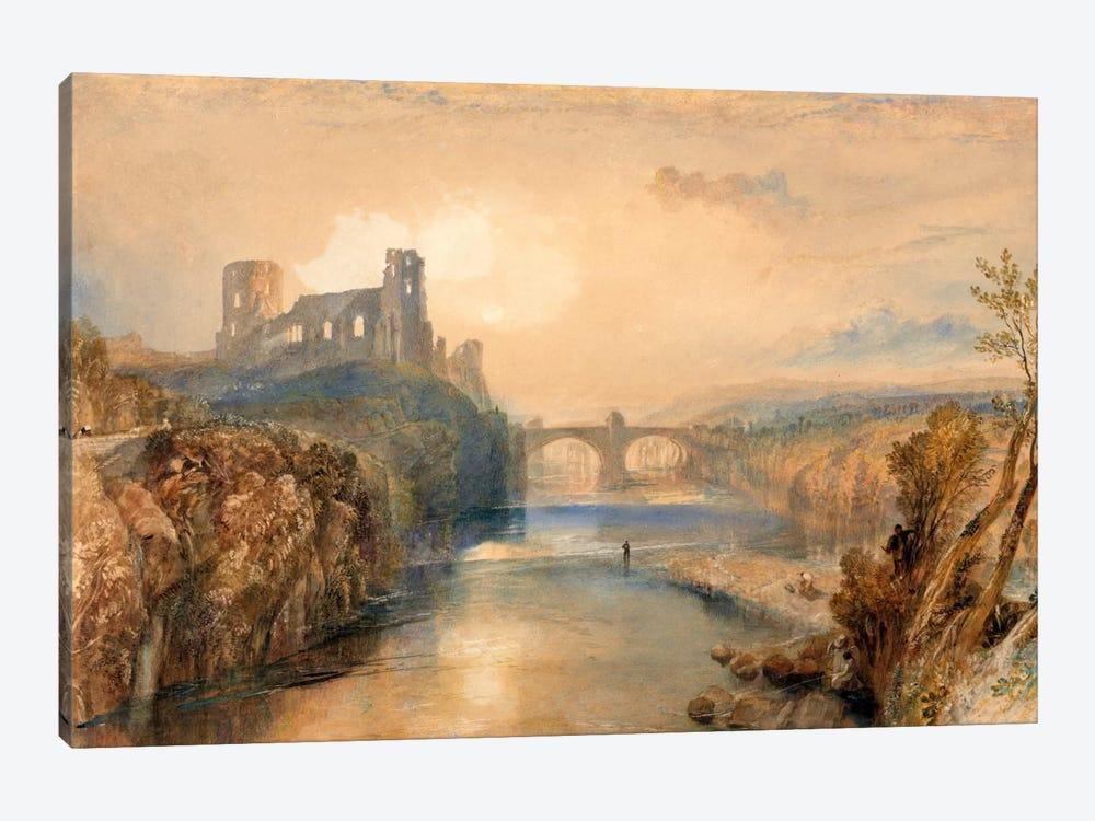 Barnard Castle by J.M.W. Turner 1-piece Canvas Print