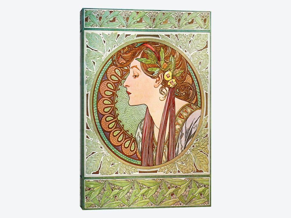 Laurel (1901) 1-piece Canvas Artwork