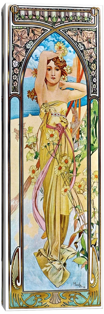 Daybreak, 1899 Canvas Print #15204