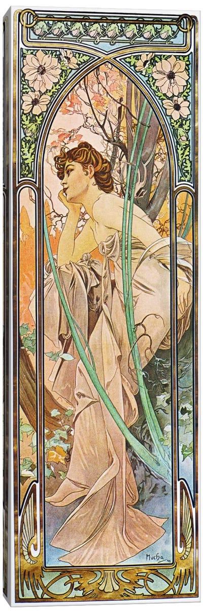 Evening Reverie, 1899 Canvas Art Print