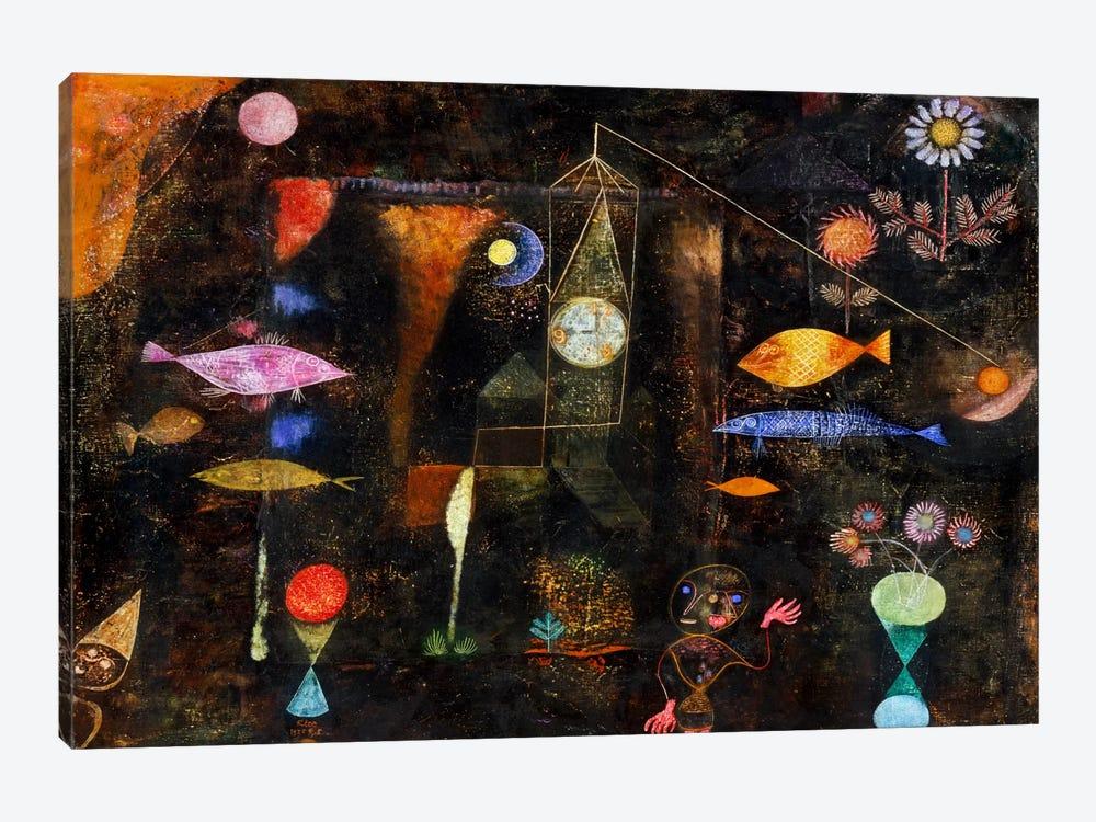 Fish Magic, 1925 by Paul Klee 1-piece Canvas Print