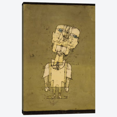 Ghost of a Genius, 1922 Canvas Print #15240} by Paul Klee Canvas Art