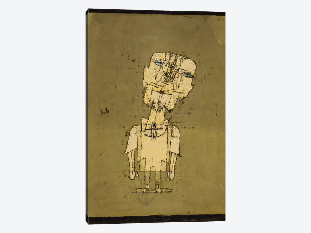 Ghost of a Genius, 1922 by Paul Klee 1-piece Canvas Art Print