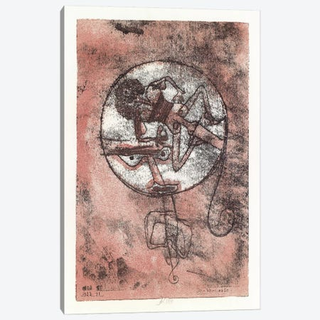 The Lovers, 1923 Canvas Print #15244} by Paul Klee Art Print
