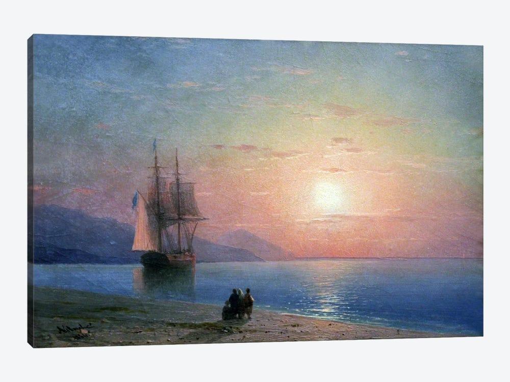 Meer Anagoria, 1864 by Ivan Aivazovsky 1-piece Art Print