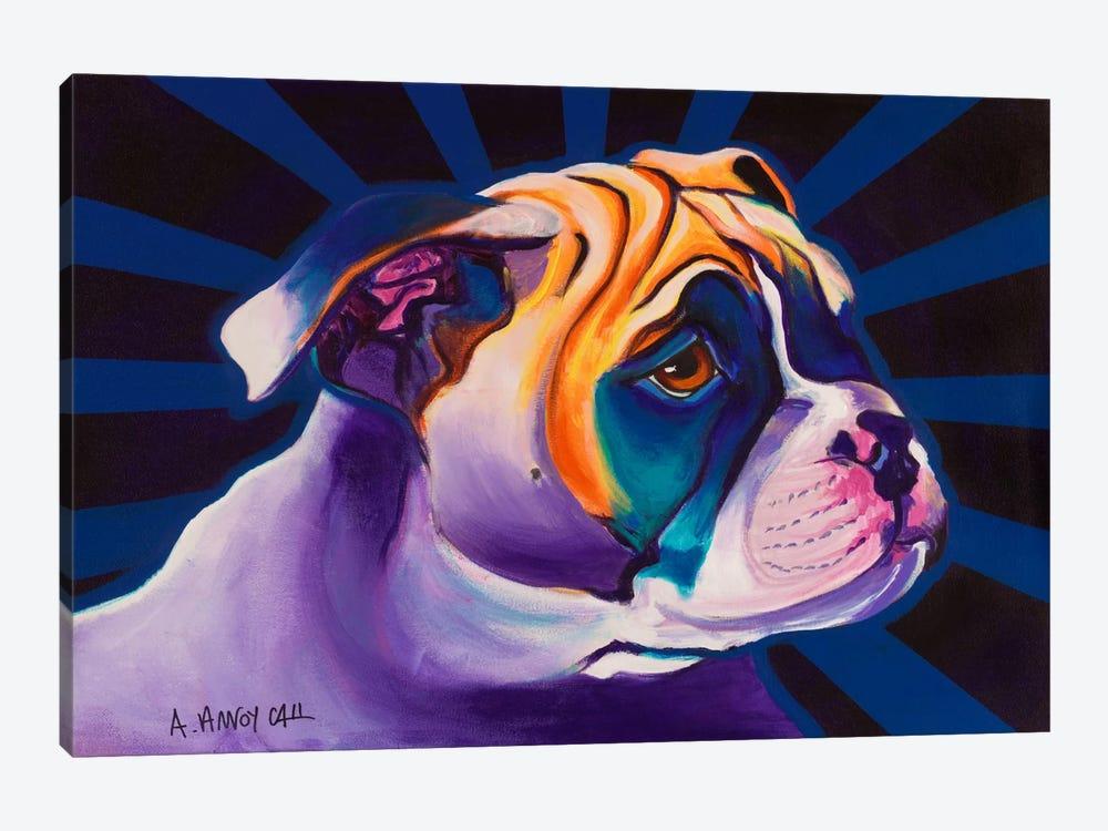 Bob by DawgArt 1-piece Canvas Wall Art